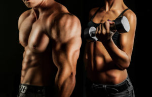Aim to Inflate Muscles at home